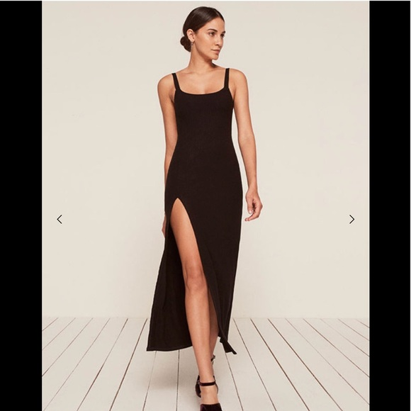 c141dedd150 NWT Reformation Deville Dress